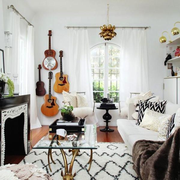 Unique Living Room Design and Decor Ideas Adding Character