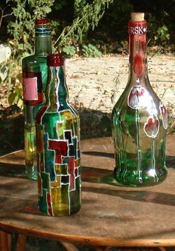 Unique Gift Ideas Recycling Glass Bottles 25 Creative