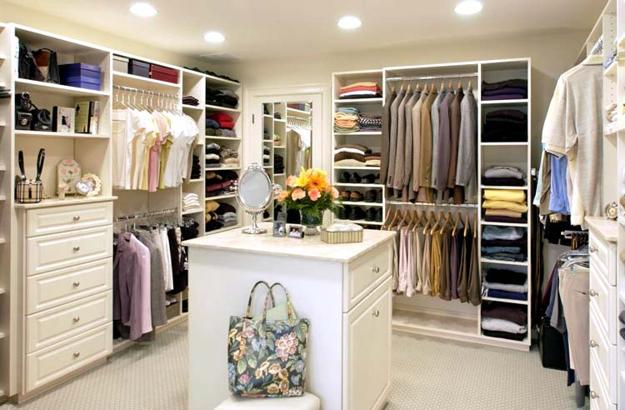 22 Spectacular Dressing Room Design Ideas And Tips For Walk In Closet Organization