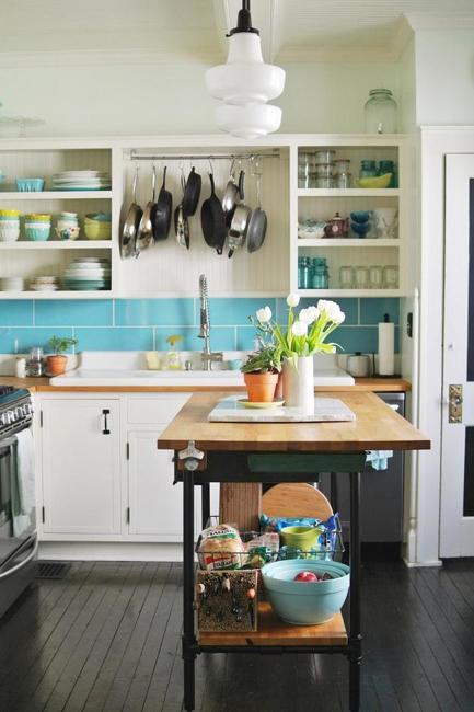 Cute Shelf Wallpaper 22 Space Saving Kitchen Storage Ideas To Get Organized In