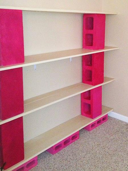 22 Fun And Cheap Ideas For Diy Cinder Block Projects