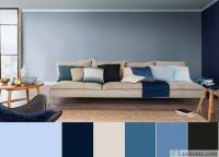 Blue Color Schemes for Interior Design, Inspiring ...