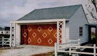 Retro Garage Door Decoration Ideas and Modern Designs for ...