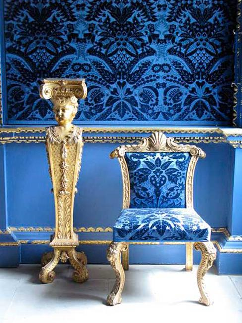 Opulent Velvet Wall Decoration Ideas Marry Luxury and