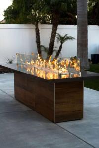 Beautiful Fire Pit Seating Areas, Modern Backyard Ideas