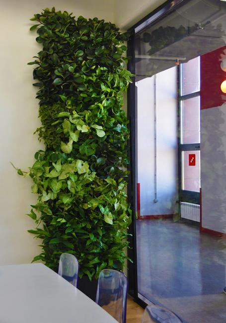 Vertical Garden Design Ideas Green Wall Decorations for