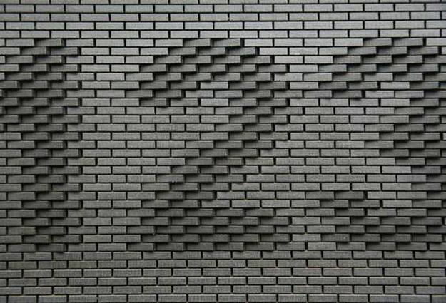 Modern Wall Decoration Patterns Created With Pixel