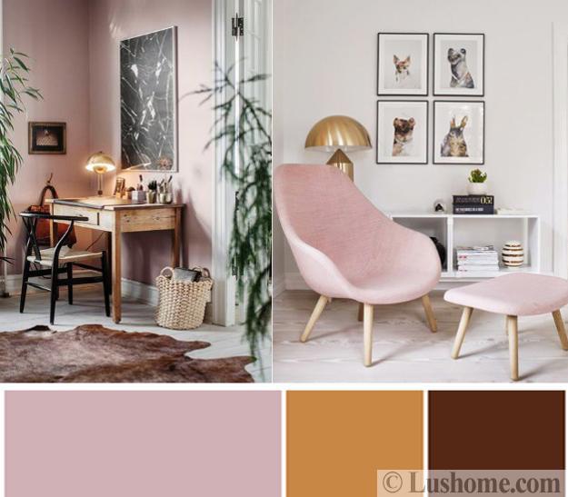 Beautiful Modern Interior Design Color Schemes