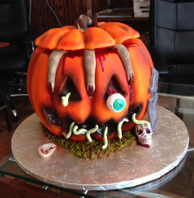 Edible Decorations for Halloween Party Inspiring