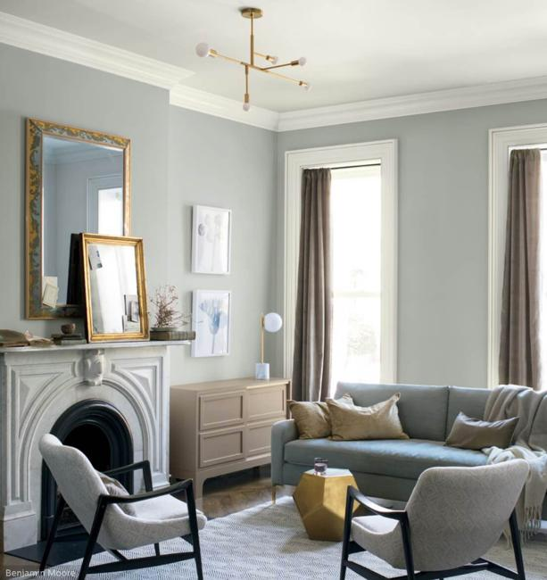 Adaptable Soft Pastels Paint Color Trends 2019 from