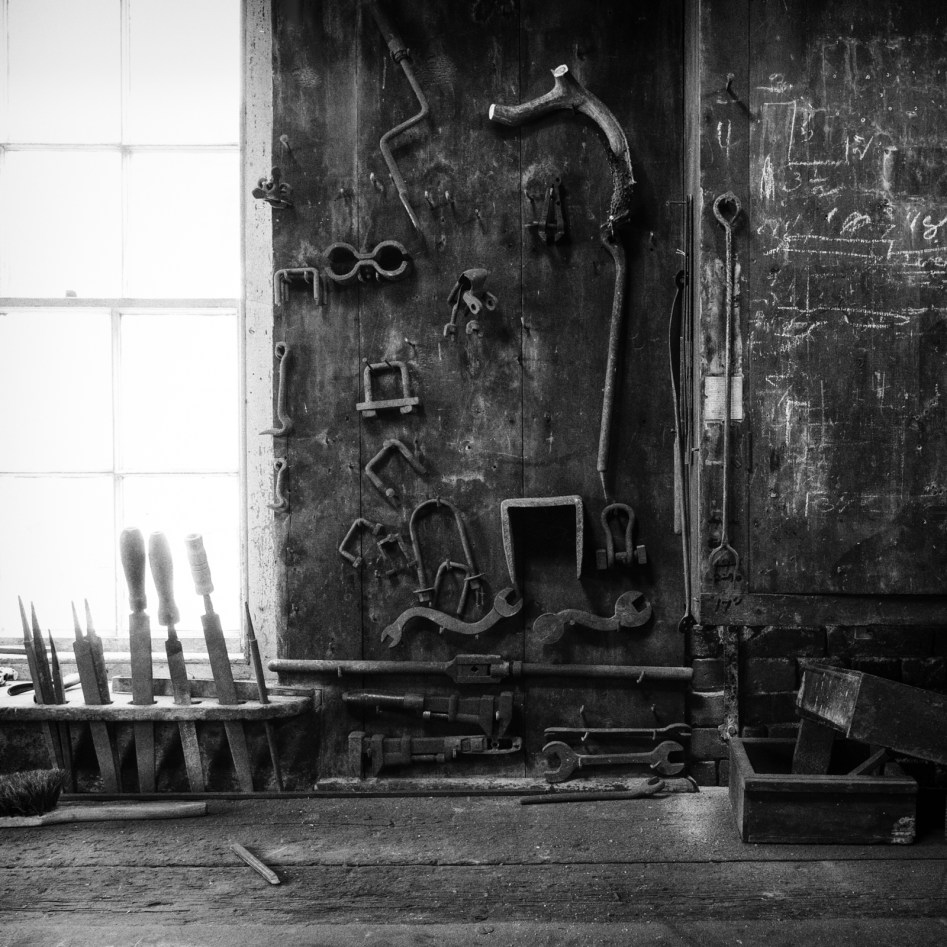 Lawrence History Center: Tools