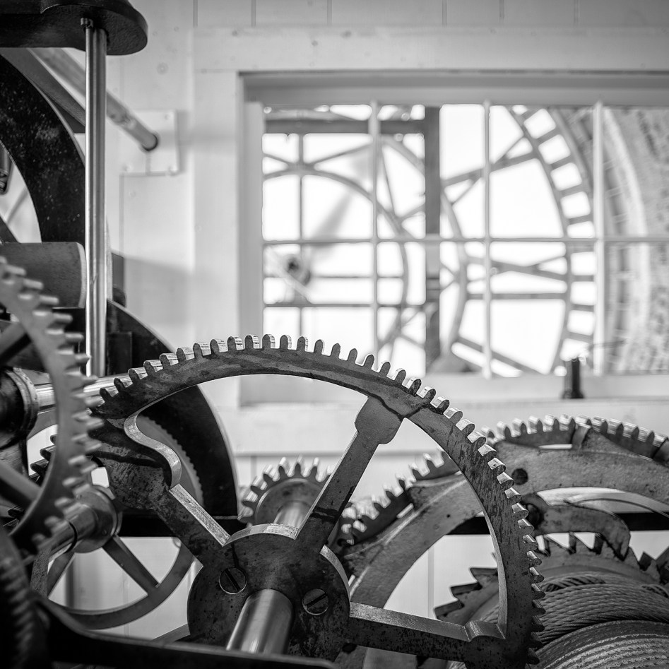 Ayer Mill: Clock Works
