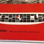 Ferrari brochures & Manuals pre 70's