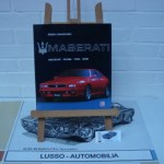 Maserati by Jürgen Lewandowski. Hardcover. Language German. Price euro 35,00