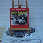 Alfa Romeo TZ Zagato Autodelta Conrero by Philippe Olcyzk. Hardcover. Language English. Price euro 150,00