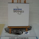 Bertone 90 Years: 1912-2002 by Greggio, Luciano. 2 books (hardcover) in slipcase. Language English. Price euro 495,00