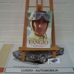 Juan Manuel Fangio: The Life Behind the Legend by Donaldson, Gerald Hardcover. Language English. Price euro 50,00