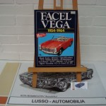 Facel Vega 1954-64 (Brooklands Road Test Books) Publisher:Motorbooks International. Softcover Language:English Price euro 75,00