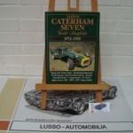 Lotus Caterham Seven Gold Portfolio, 1974-95 (Brooklands Books Road Tests Series) by Clarke, R. M. Softcover. Language English. Price euro 35,00