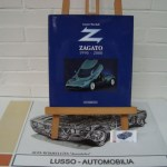 Zagato 1990 - 2000 by Joanne Marshal. Hardcover. Language IT/EN. Price euro 25,00