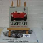 Maserati by Jürgen Lewandowski. Hardcover. Language German. Price euro 25,00