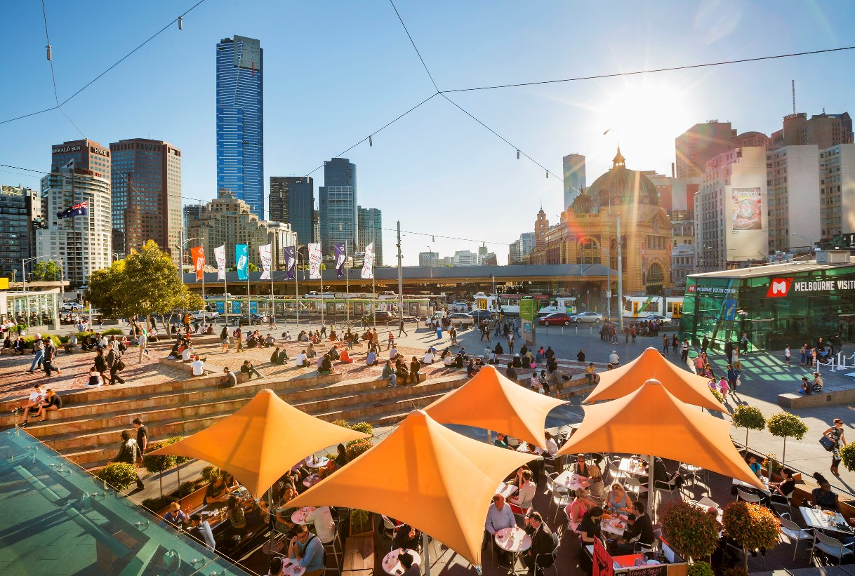 Melbourne la citt pi vivibile del mondo