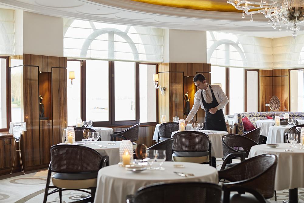 10 ristoranti di lusso da visitare negli hotel pi raffinati