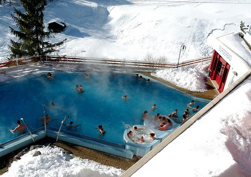 Terme di Leukerbad in Svizzera lusso e relax a pochi chilometri dallItalia  Lussuosissimo