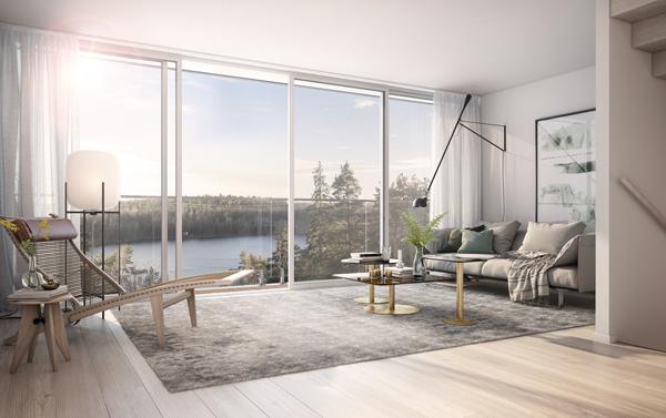 Case di lusso in Svezia  Lussuosissimo