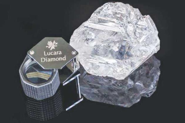 Il diamante grezzo pi grande del mondo  Lussuosissimo