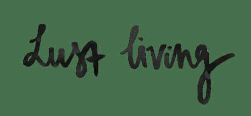 Lust living logo