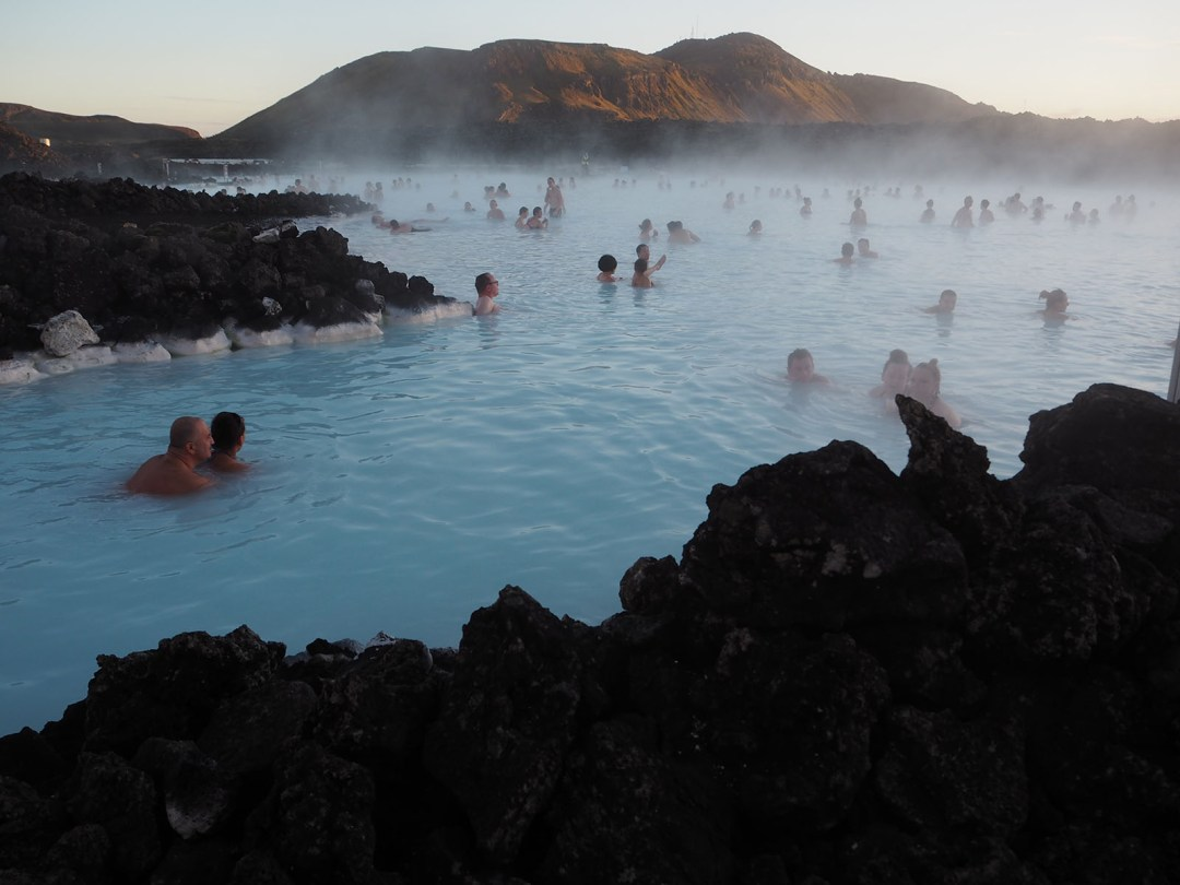Iceland Blue Lagoon Review