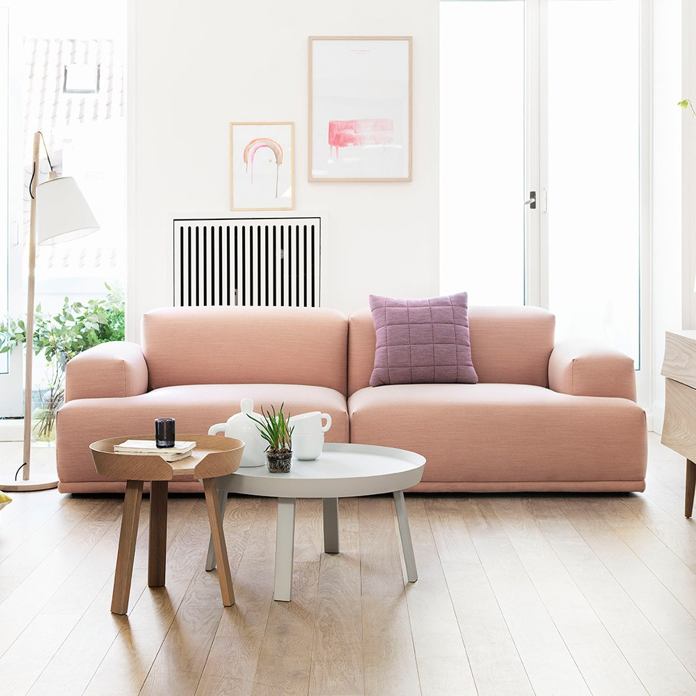 Blush Living Room