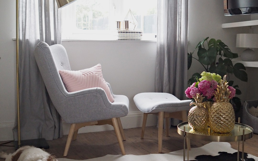 The Perfect Danish Reading Nook
