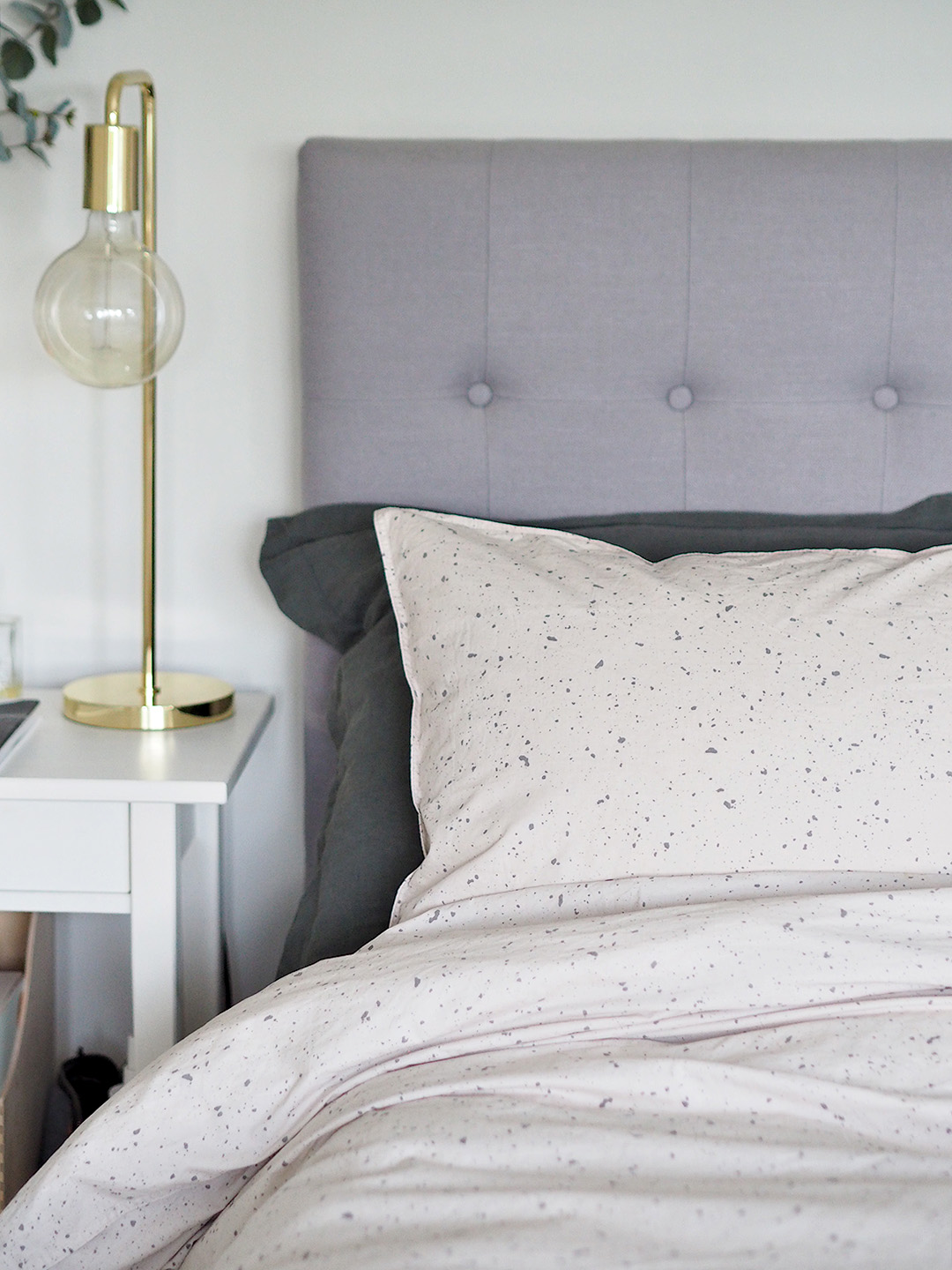 Ferm Living Hush Milkyway Bedding
