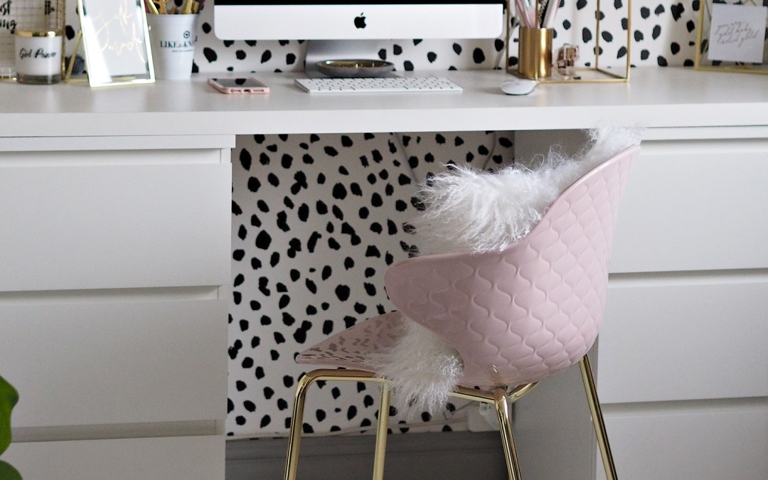 The Millennial Pink Chair of Dreams