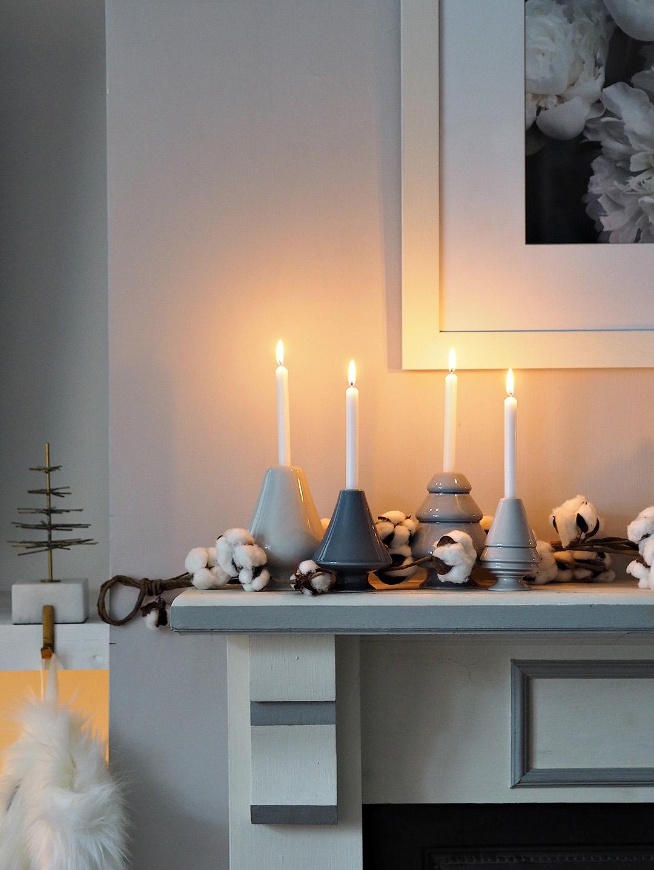 Kahler Avvento Candleholders