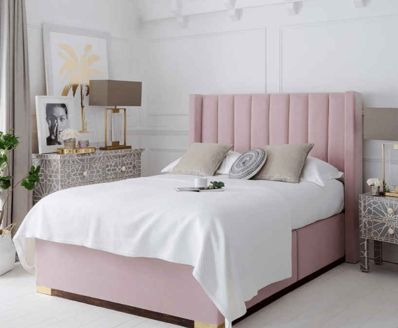 6 Of The Best Pink Beds Lust Living