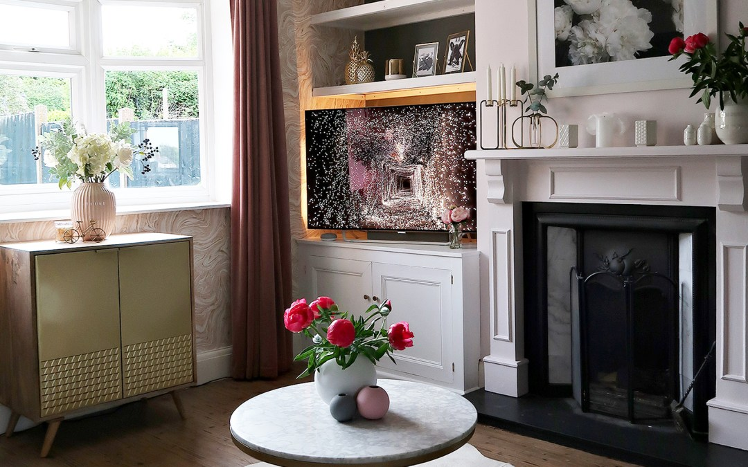My Revamp Restyle Reveal: Living Room