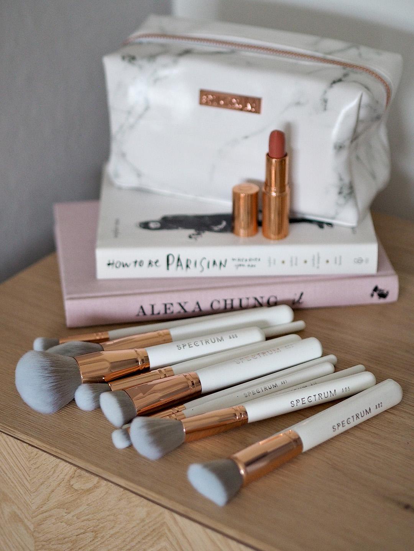 Spectrum Marbleous Makeup Brushes