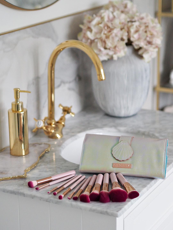Spectrum Merbabe Makeup Brushes