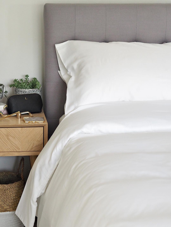 Bedroomood 100% Egyptian Cotton Satin Bed Linen