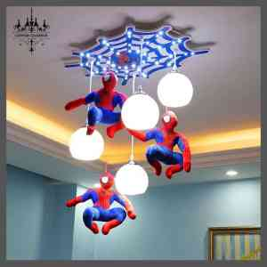 Lustre spiderman