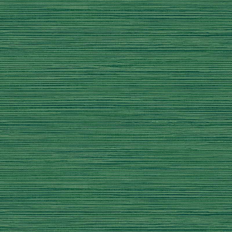 papier peint reliefe paille vert
