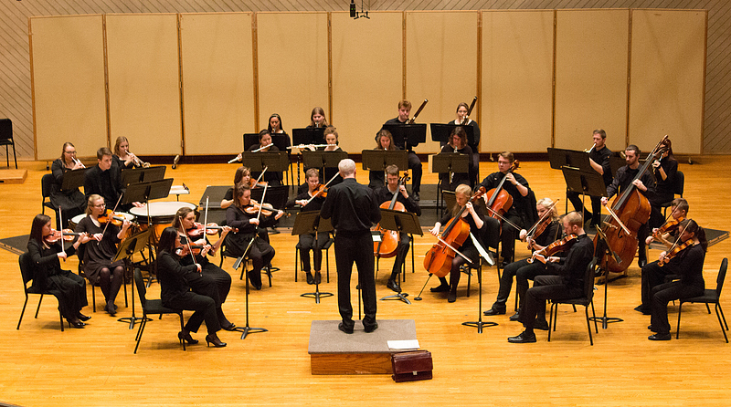 Luther College Chamber Orchestra Concert Nov 16  Headlines  Luther College