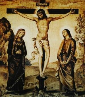 The crucifixion dino muradian