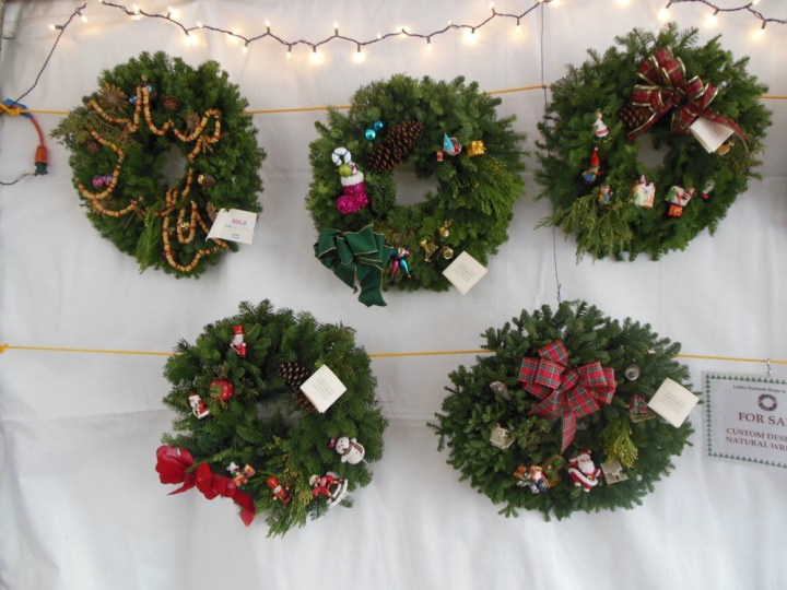Wreaths - Holiday Open House