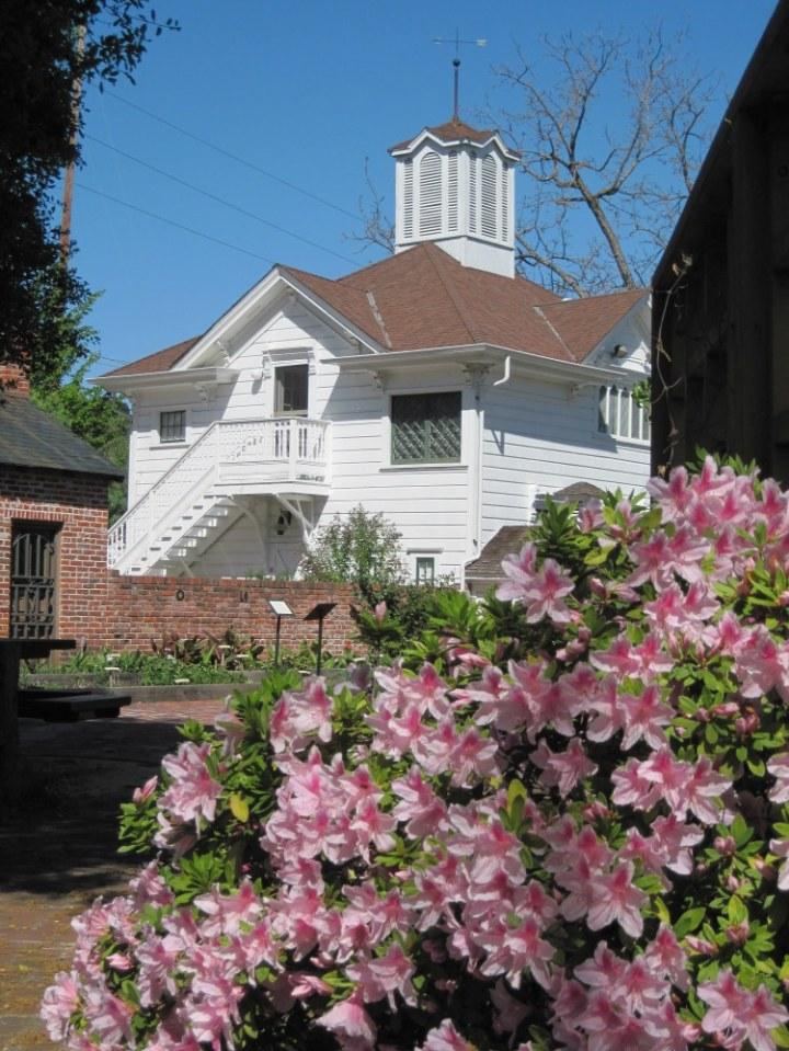Azalea & Carriage House