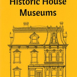 Bay Area Historic House Museums booklet
