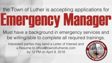 Photo of Emergency Manager Needed